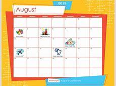 Calendario de vacaciones 2012, plantillas para organizar