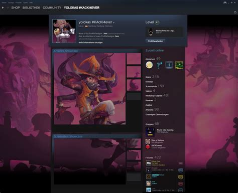 Animated Wallpaper Steam - animated orendi battelborn steam design by yolokas on