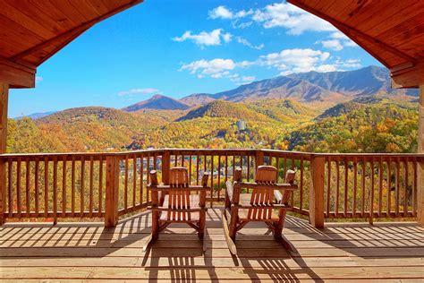 cabins of gatlinburg top 5 beautiful mountain towns in america