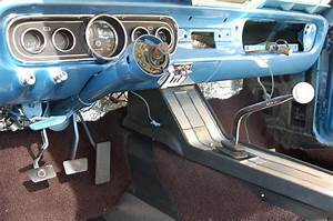 Lelu U0026 39 S 66 Mustang  Interior Installation Part I