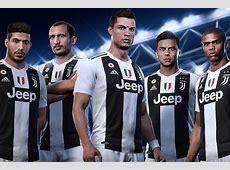 FIFA 19 mis à jour avec Cristiano Ronaldo à la Juve