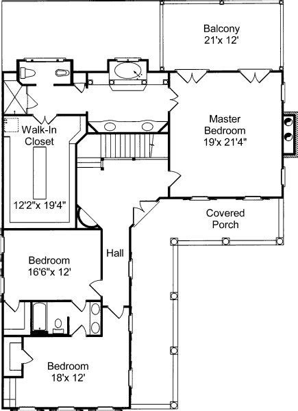 5 Bedroom 5 Bath Coastal House Plan #ALP 0362