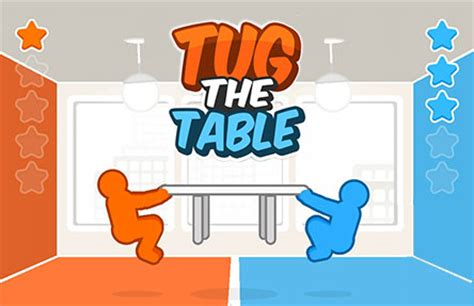 tug the table online 2 player games at miniclip com