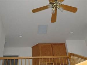 How To Install Whole House Fan  Pictures Guide