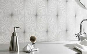 Prix Pose Papier Peint : papier peint pour salle de bain pensez la r sistance ~ Dailycaller-alerts.com Idées de Décoration