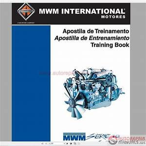 Auto Repair Manuals  International Truck Full Set Manual Dvd