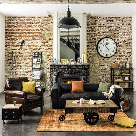 meubles deco dinterieur industriel maisons du monde
