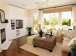 Small square living room ideas home design for Small square living room
