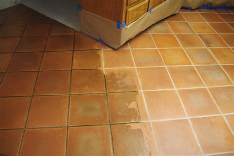 Saltillo Tiles  Cleaning, Sealing, And Restoration