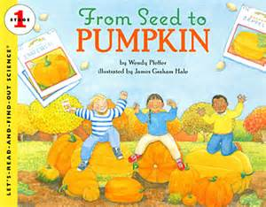 Pumpkin Books For Preschoolers by Little Stars Learning Pumpkin Seed Book And Activities