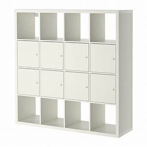 Ikea Regal Weiß Metall : kallax regal mit 8 eins tzen wei ikea ~ Markanthonyermac.com Haus und Dekorationen