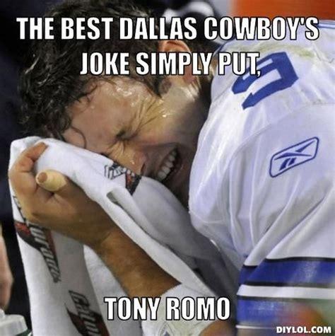 Dallas Cowboys Meme Generator - dallas cowboys cartoons jokes the best dallas cowboy s joke simply put tony romo ideas