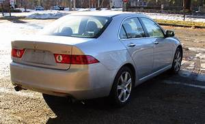 Closed 2004 Acura Tsx 6mt Manual  For Sale 217k Highway