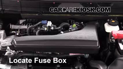Nissan Rogue Fuse Box by Interior Fuse Box Location 2014 2019 Nissan Rogue 2014