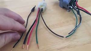 Ignition Switch Wires - Help  - Honda Elite 250