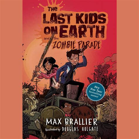 kids  earth   zombie parade audiobook