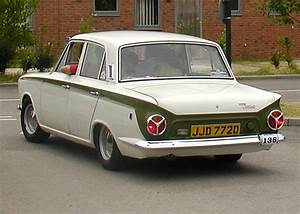 Ford Cortina - Consul - retro cars at simplyeighties com