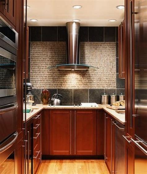 stainless steel kitchen ideas 28 small kitchen design ideas