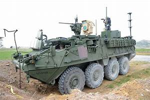 US Army successfully demos laser weapon on Stryker in Europe