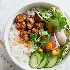 Asianinspired Main Dishes