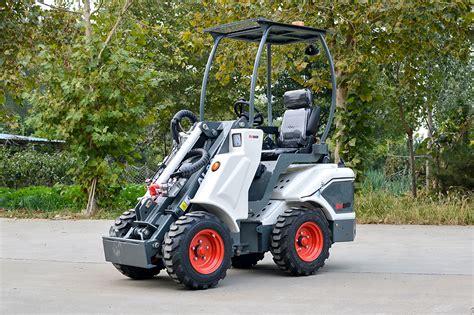 ozziquip al mini articulated wheel loader machinery direct