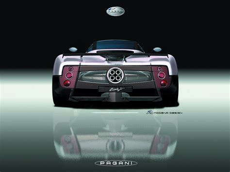 pagani back pagani zonda f specs price pictures engine review
