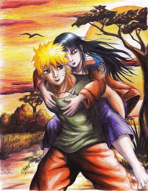 anime naruto menikah dengan hinata naruto hinata by josher jonan on deviantart