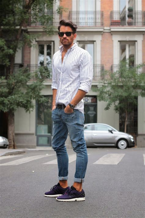 3 Easy Ways to wear a Dress Shirt with Jeans | The Idle Man