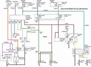 2005 Mustang Fog Light Wiring Diagram
