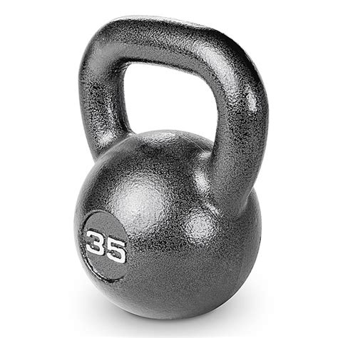 kettlebell 35 lb marcy weight bell kettle hkb hammertone 35lb weights kettlebells sports zoom close heavy sporting quality fitness