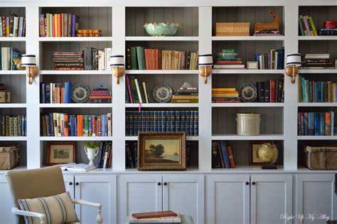 Bookshelves :  How We Built Our Library Bookshelves
