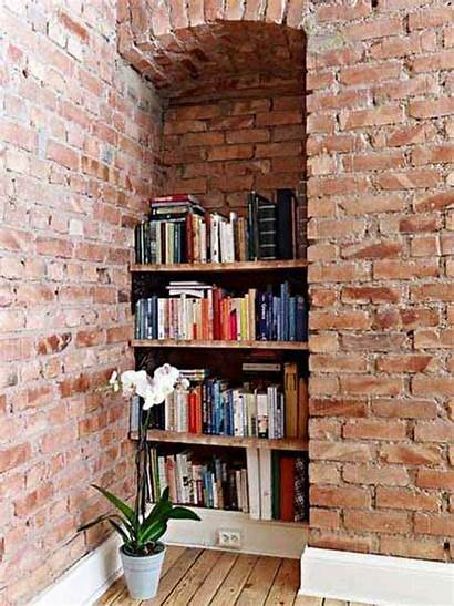Library Wall Bookworms Dreamy Woohome Source Unknown