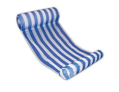 Water Hammock Blue Intl poolmaster water hammock blue