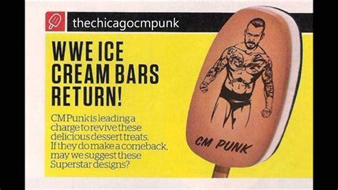 wwe ice cream bars return youtube