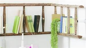Bibliotheque Angle Ikea : une biblioth que d 39 angle r alis e dans une ancienne chelle ~ Teatrodelosmanantiales.com Idées de Décoration