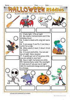 halloween printable worksheets primaryleap images