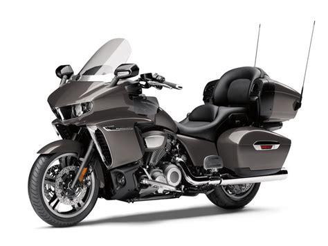 Yamaha Star's New 2018 Venture Luxury Touring