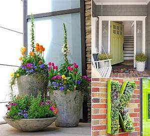 10, Trendy, Front, Door, Decor, Ideas, For, A, Welcoming, Entry