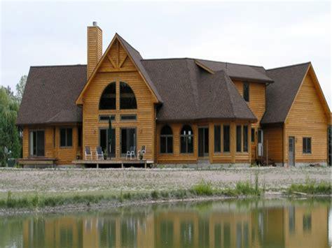 Luxury Log Home Floor Plans Inside Luxury Log Homes