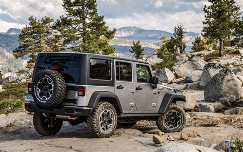 2018 Jeep Wrangler Rubicon Wallpaper