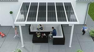 Alu Terrassendach Mit Solarglas Jetzt Konfigurieren