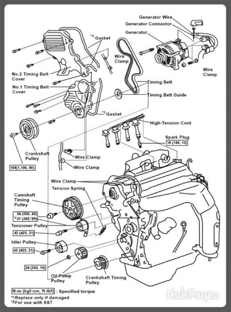 1997 Toyotum Avalon Engine Diagram by 2000 Toyota Avalon Engine Diagram Automotive Parts