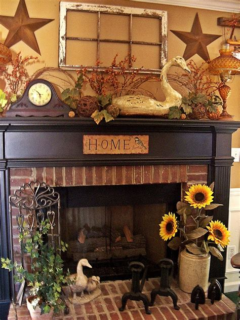 Country Decorating Ideas For Fall  Country Decorating