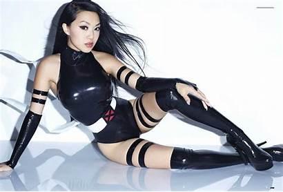 Cosplay Psylocke Linda Le Hottest Marvel Vampy