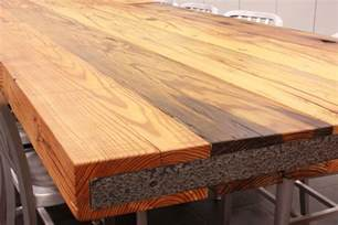 custom bathroom ideas reclaimed wood countertops j aaron