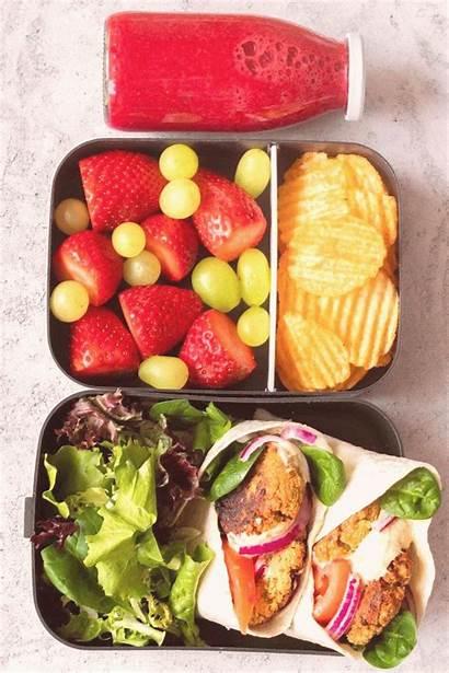 Lunch Easy Vegan Prep Meal Healthy Adult