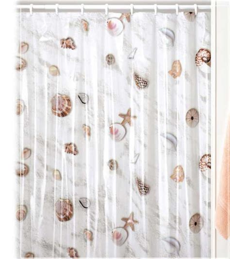 vinyl shower curtains  bathroom interior decorating