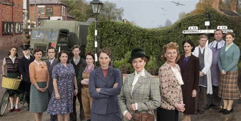 The C Word, BBC One / Home Fires, ITV