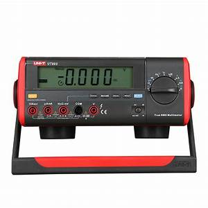 UT803 Benchtop Multimeter_UT800_UNI-T