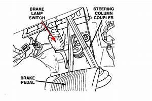 I Have A Chrysler Pt Cruiser And The Break Light Seem To